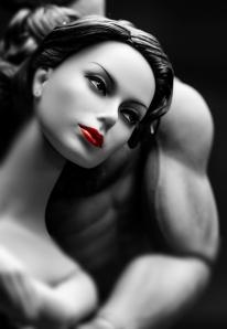 Dolls are art...