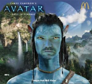 I'm an AVATAR!!!