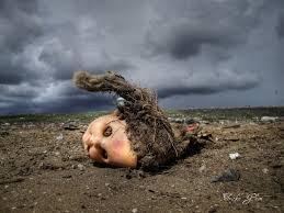 Doll trash