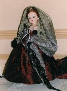 Claire de Lune Cissy
