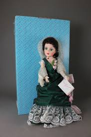 Madame Alexander's 'green' version based on book description...