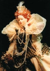 Queen Elizabeth I from 1998