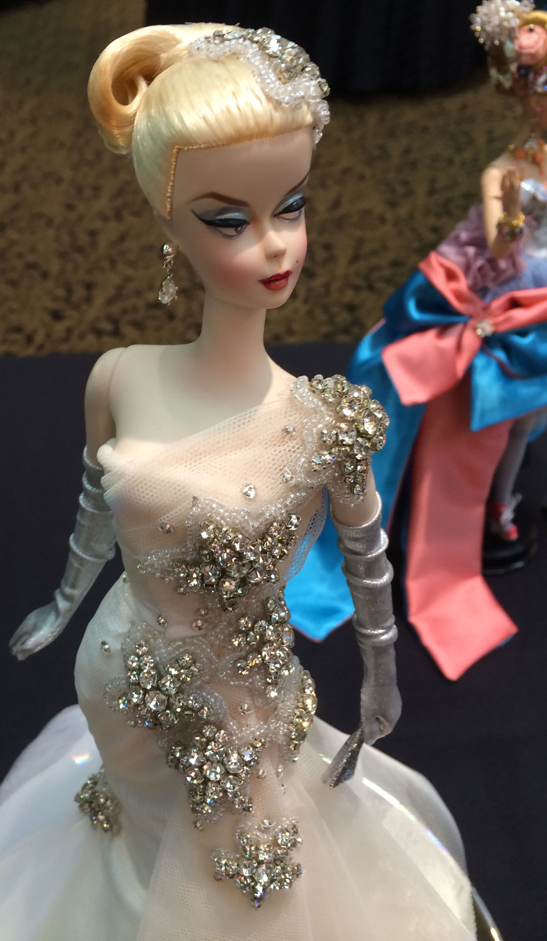 Artist creations at barbiecon tommydoll for Artiste creation