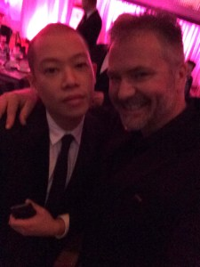 With Jason Wu