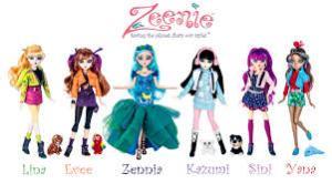 Zeenie Dollz
