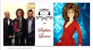 Magia 2000 with Sophia Loren