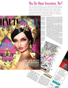 Haute Doll Jan/Feb 2015