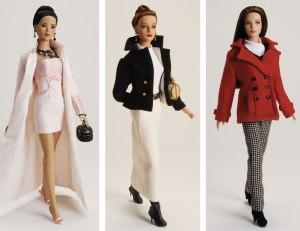 Tailored ensembles I made in the early 2000s...