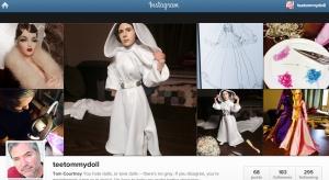TOMMYDOLL on Instagram