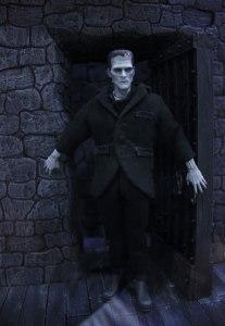 Frankenstein Prototype Image by Mezco Toys; Image: Comics Alliance