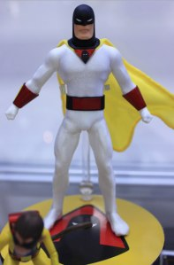 Space Ghost Prototype Image by Mezco Toys; Image: Comics Alliance
