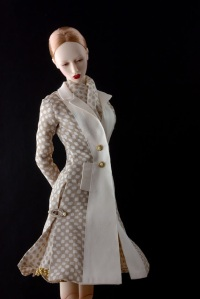 Soo by RDGDoll wears Madison ensemble by Tommydoll, Photo: Ernesto Padró-Campos
