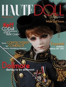 HauteDoll May/June 2015