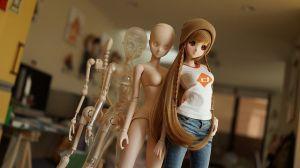 Smart Doll by Danny Choo