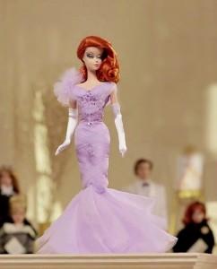 BFMC Lavender Luxe Silkstone Barbie by Mattel