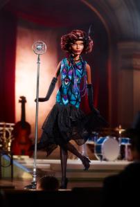 Claudette Gordon by Mattel