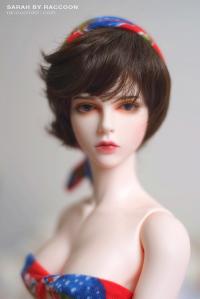 Raccoon Doll - Sarah