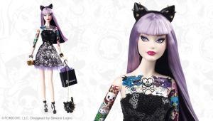 Tokidoki Barbie Platinum Edition - by Mattel (Photo: Mattel)