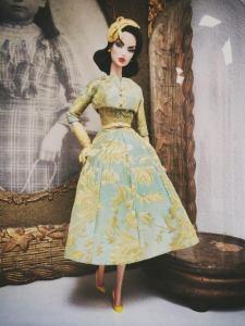 La Cigale OOAK Victoire Roux by Chris Stoeckel (Photo: Dutch Barbie World)